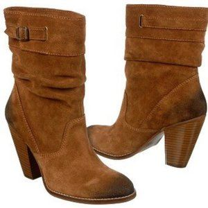 ZODIAC USA 'Pandell' Leather Boots
